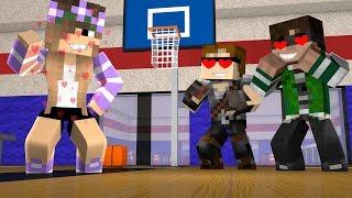 Minecraft School-LOVE AT FIRST SIGHT!