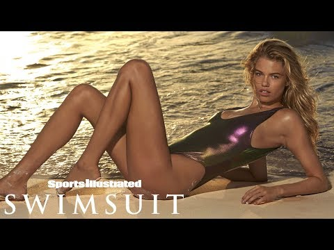 Hailey Clauson The Making Of A Super Model INTIMATES Sports Illustrated Swimsuit