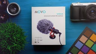 Great $40 Camera Microphone for Vlogging/Youtube - Movo VXR10 Review