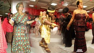 The Dance Floor Final Funeral Rites Nana Yaw Frimpong's Mother