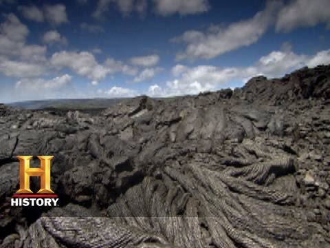 How the Earth Was Made Hawaii History