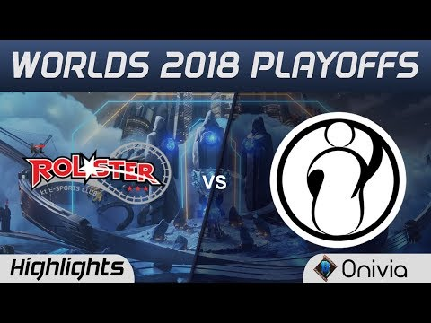 Xxx Mp4 KT Vs IG Game 5 Highlights Worlds 2018 Playoffs KT Rolster Vs Invictus Gaming By Onivia 3gp Sex