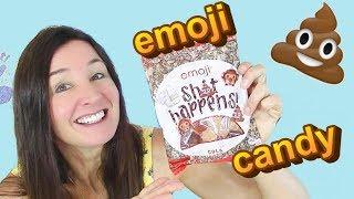 Emoji Gummy Candy Taste Test