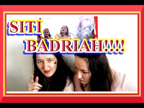 SITI BADRIAH - LAGI SYANTIK MV REACTION 🌺💕