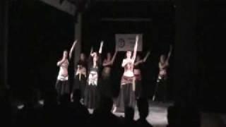 DANZA ORIENTAL - BELLY DANCE - RAKS SHARKI - CURS EQUILIBRI VITAL 2009-2010