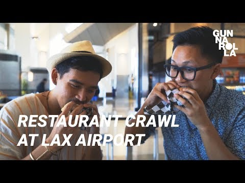 Xxx Mp4 Best Places To Eat In Los Angeles LAX Airport Restaurant Crawl 3gp Sex