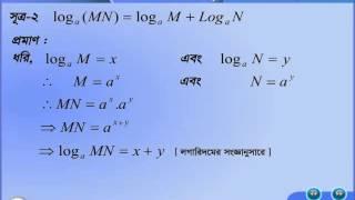Class IX & X Math Shuchok & Log
