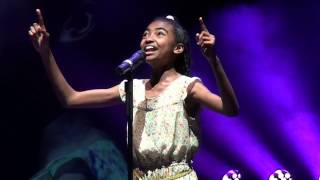 ONE NIGHT ONLY - Jennifer Hudson cover version performed at the TeenStar Singing Competition