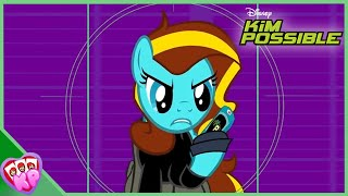 MLP Animation: The Kim Possible Intro Ponified (Shot By Shot Remake)