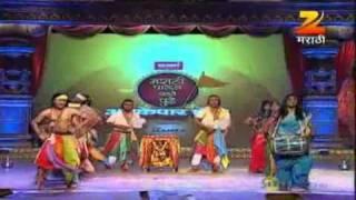 Marathi Paul Padte Pudhe Atkepar Zenda Nov. 21 '11 - Durgesh Nandini Group