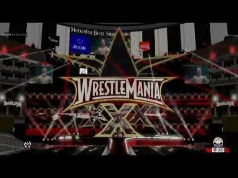 Xxx Mp4 WWE Stage Brock Lesnar Wrestlemania XXX 3gp Sex