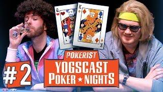 Yogscast Poker Nights   Eighties #2   Splits and Cracks