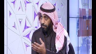 احمد الفضلي لـ عبيد الوسمي: واضح انك منحاز لـ قطر ضد السعودية !
