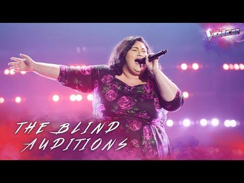 Blind Audition: Chrislyn Hamilton (You Make Me Feel Like) A Natural Woman | The Voice Australia 2018