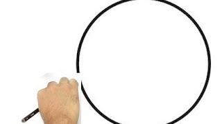 How to Draw a Perfect Circle Freehand