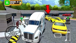 American Truck Game! Truck Parking Simulator #2 - Android gameplay
