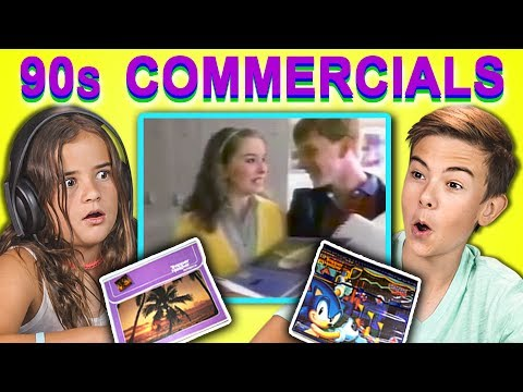 Xxx Mp4 KIDS REACT TO 1990s COMMERCIALS Trapper Keepers 3gp Sex
