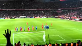 Türkiye İzlanda Selçuk İnan Frikik Golü | Tribün Çekimi