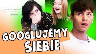 Zuzia, Jaś i SKKF googlują siebie 🔍 🔍  + Julia Kostera i Katka Vlog 🔍 🔍 | Tymbark Show #41