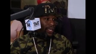 Mayweather Calls Out Trump Hysteria