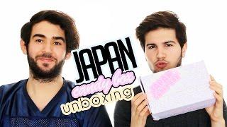 Unboxing: Japan Candy Box + ÇEKİLİŞ | 2Pals1Blog