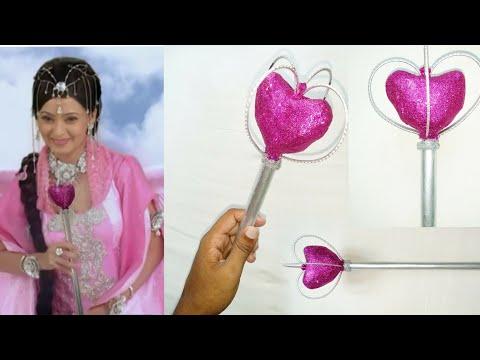 Xxx Mp4 How To Make Baal Pari Jaadui Dand Magic Stick Paper Easy Diy Home Made 3gp Sex
