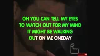 Achy Breaky Heart Karaoke   YouTube