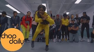 Assi ft BM - Gwara Nao Para  (Dance Class Video)   Awa Ayesha Choreography   Chop Daily
