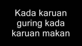 Lagu Banjar-Madihin Kocak 13