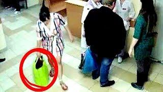 أذكى 10 عمليات سرقة و سطو مسلح , تم تصويرها بالكاميرات .. !!