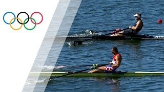 Rio Replay: Men's Single Sculls Final Race