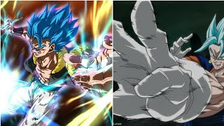 Gogeta vs Vegetto   Who is stronger Officially Revealed