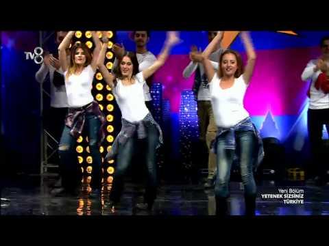 Yetenek Sizsiniz Grup Dir in Dans ve Şarkı Gösterisi 6.Sezon 16.Bölüm