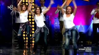 Yetenek Sizsiniz Grup Dir'in Dans ve Şarkı Gösterisi (6.Sezon 16.Bölüm)