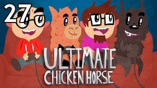 Ultimate Chicken Horse with Friends - Episode 27 [The Shard]