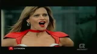 Spot Citroen con Simona Ventura (2004)