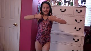 My Gymnastics Leotard Haul | Acroanna