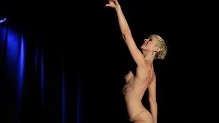 Tonya Kay's Money Burlesque Dance