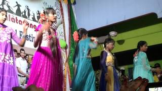 Nath nath song by sarada school by2016