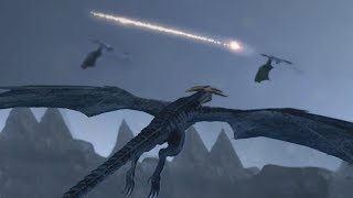BECOME THE DRAGON! - SkyFear WYVERN DRAGON BATTLE GAME ( Demo )