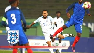 France U21 3-2 England U21 | Goals & Highlights