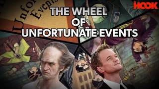 Neil Patrick Harris Spins The Wheel Of Unfortunate Events | FULL INTERVIEW