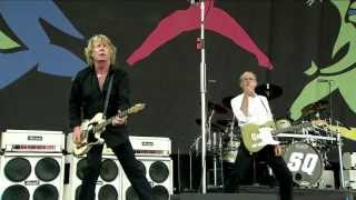 Status Quo - Whatever You Want + Rockin' All Over The World (Live at Glastonbury 2009)