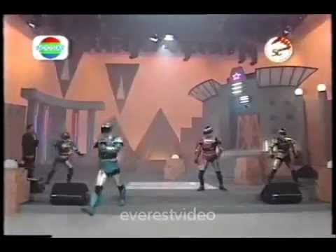 JIBAN Y Winspector EN VIVO TV eIndonésia 1995
