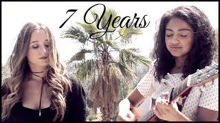 7 Years - Lukas Graham | Cover by Ali Brustofski & Dana Williams (Music Video)