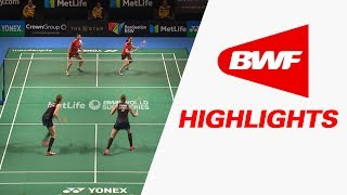 CROWN GROUP Australian Open 2017 | Badminton F – Highlights
