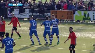 Samenvatting De Meern - PEC Zwolle