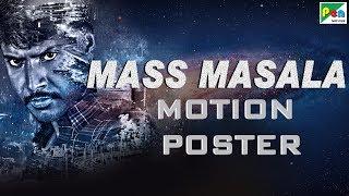 Mass Masala | Official Hindi Dubbed Motion Poster | Sundeep Kishan, Pragya Jaiswal, Shriya Saran