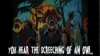 Scooby Doo on Zombie Island - It's Terror Time Again [FULL SONG W/ LYRICS]