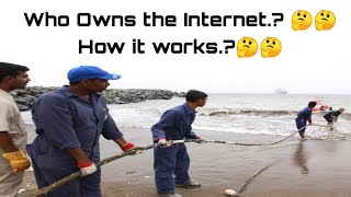 [Hindi] Who owns the Internet ? How it works ?🤔
